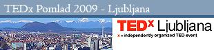 TEDxLjubljana Pomlad 2009
