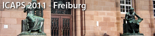 21st International Conference on Automated Planning and Scheduling (ICAPS), Freiburg 2011