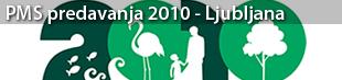 Prirodoslovni muzej Slovenije predstavlja cikel predavanj z naslovom Biotska raznolikost Slovenije 2010 - Ljubljana