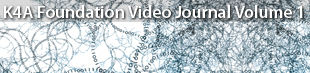 Video Journal of Machine Learning Abstracts - Volume 1