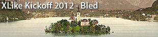 XLike - Cross-Lingual Knowledge Extraction Kickoff Meeting, Bled 2012