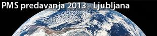 Prirodoslovni muzej Slovenije predstavlja cikel predavanj z naslovom Modri planet 2013 - Ljubljana