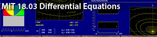 MIT 18.03 Differential Equations - Spring 2006