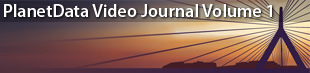 Video Journal of Semantic Data Management Abstracts - Volume 1
