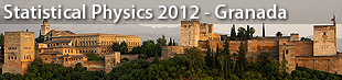Workshop on Statistical Physics of Inference and Control Theory, Granada 2012
