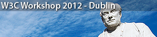 W3C Workshop: The Multilingual Web − Linked Open Data and MultilingualWeb-LT Requirements, Dublin 2012