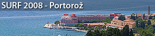 6th Symposium on Pavement Surface Characteristics (SURF), Portorož 2008