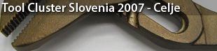 ToolEast: Tool Cluster Slovenia, Celje 2007