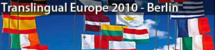 International Conference on Advance Translation Technology for Multilingual Europe, Berlin 2010