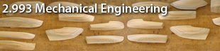 MIT 2.993 Special Topics in Mechanical Engineering: The Art and Science of Boat Design - January (IAP) 2007