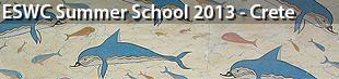 3rd ESWC Summer School, Crete 2013