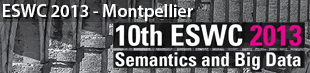 10th Extended Semantic Web Conference (ESWC), Montpellier 2013