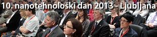 10. nanotehnološki dan 2013, Ljubljana
