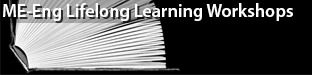Middle Eastern Partnership in Sustainable Engineering (ME-Eng) Lifelong Learning Workshops 2014