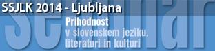 50. seminar slovenskega jezika, literature in kulture: Prihodnost v slovenskem jeziku, literaturi in kulturi, Ljubljana 2014