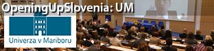 OpeningUpSlovenia: Univerza v Mariboru