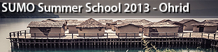 SUMO Summer School on Non-Linear Dynamics Machine Learning and Climate Modeling, Ohrid 2013