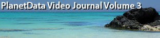 Video Journal of Semantic Data Management Abstracts - Volume 3