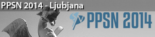 13th International Conference on Parallel Problem Solving from Nature (PPSN), Ljubljana 2014