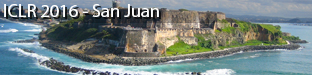 International Conference on Learning Representations (ICLR) 2016, San Juan