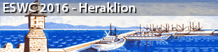 13th Extended Semantic Web Conference (ESWC), Heraklion 2016