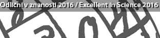 Odlični v znanosti 2016 - serija vsakoletnih dogodkov, ki jih organizira Javna agencija za raziskovalno dejavnost RS (ARRS) / Excellent in Science 2016 - a series of yearly events organised by the Slovenian research Agency