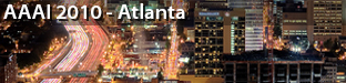 24th AAAI Conference on Artificial Intelligence, Atlanta 2010