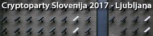 Cryptoparty Slovenija 2017: Zasebnost v informacijski družbi je pomembna!