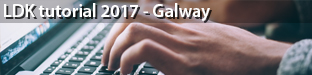 Doing text analytics for Digital Humanities and Social Sciences with CLARIN (LDK tutorial), Galway 2017