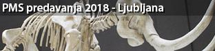 Prirodoslovni muzej Slovenije predstavlja dva cikla predavanj z naslovom Evropsko leto kulturne dediščine in naravoslovne zbirke in 80-letnica odkritja neveljskega mamuta