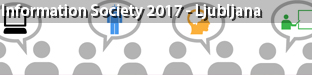 20th International Multiconference on Information Society, Ljubljana 2017