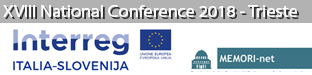 Italian Society of Neurologic Rehabilitation / Società Italiana di Riabilitazione Neurologica (SIRN): XVIII National Conference, Trieste 2018