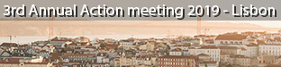 EnetCollect 3rd Annual Action meeting, Lisbon 2019
