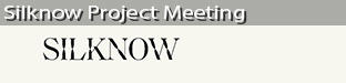 Silknow Project Meeting