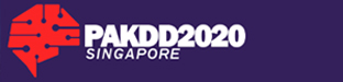 The 24th Pacific-Asia Conference on Knowledge Discovery and Data Mining, Singapore 2020